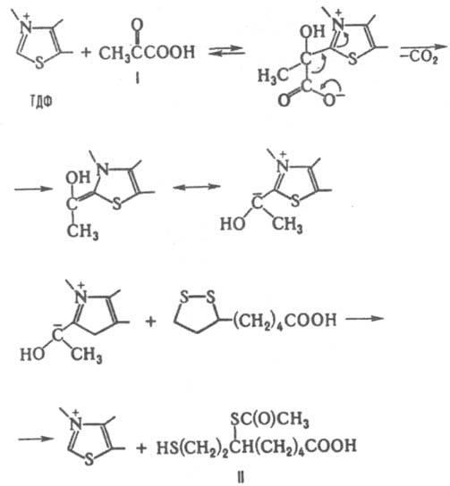 липоевая кислота формула структурная
